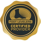 Foot Levelers Certified